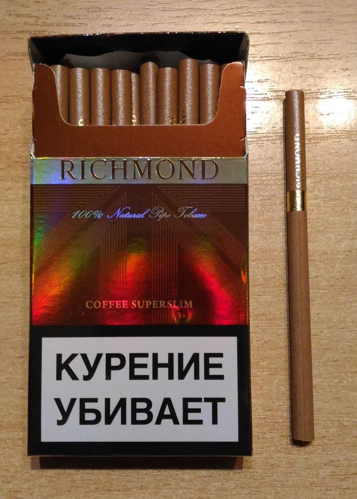 что общего между кофе и сигаретами
